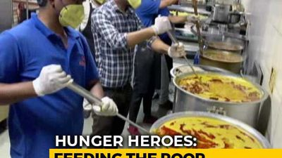 Delhi's Hunger Heroes Feed The Needy Amid COVID-19 Lockdown
