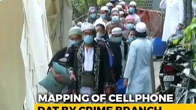 Police Using Cellphone Data To Trace People Linked To Delhi Mosque Event