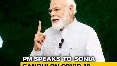 PM Modi Calls Ex-Presidents, Sonia Gandhi To Discuss COVID-19: Sources