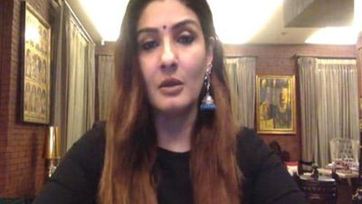 Coronavirus Doesn't Affect On Basis Of Caste, Religion, Class: Raveena Tandon