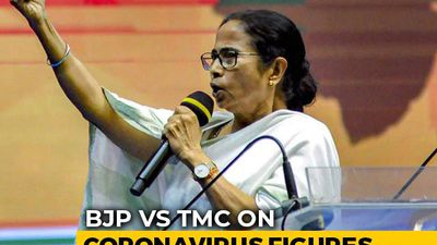 """""""IT Cell's Fake News"""": Mamata Banerjee On BJP's COVID-19 Figures Charge"""