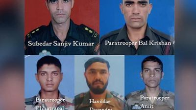 In Fatal Hand-To-Hand Combat, Special Forces Kill 5 Pak Terrorists