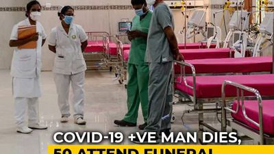 Over 50 Attended Funeral Of Tamil Nadu COVID-19 Victim Amid Lockdown
