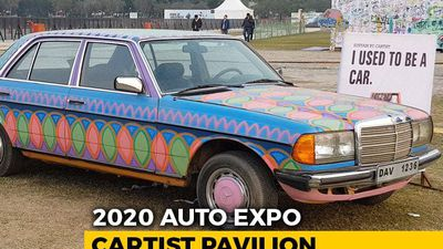 Cartist At 2020 Auto Expo