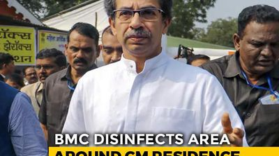 Uddhav Thackeray's Security Men Quarantined As Tea Seller Tests Positive For COVID-19