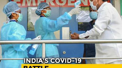 India Sees Biggest Jump In COVID-19 Deaths, Cases In 24 Hours