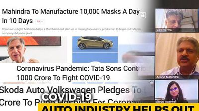 COVID-19; How Auto Industry Is Helping Out