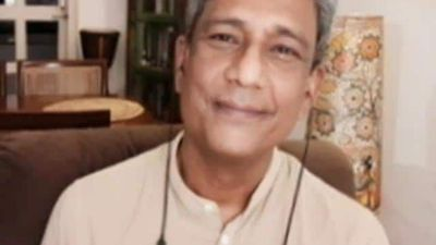 Actor Adil Hussain Dons The Chef Hat, Cooks While He's At Home Amid Lockdown