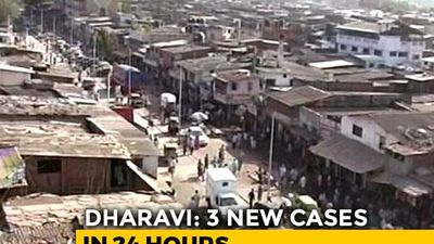 In Mumbai's Dharavi, Coronavirus Cases Rise To 13, Two Patients Dead