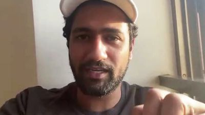 Sitting At Home Is A Small Price To Pay: Vicky Kaushal