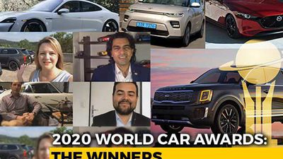 2020 World Car Awards: The Winners