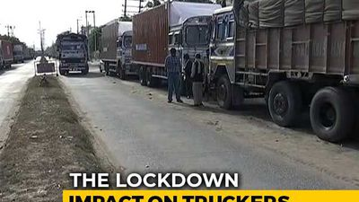 No Drivers, Workers: 3 Lakh Trucks With Goods Worth 35,000 Crores Stuck