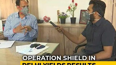 After 'Operation Shield', No New Cases In Delhi Hotspot: Health Minister To NDTV