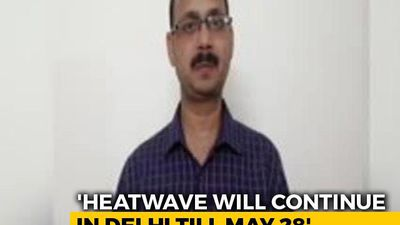 """Red"" Heatwave Alert For Most North Indian States, May Touch 48 Degrees"
