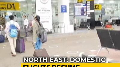 Domestic Air Travel Resumes, No Flights From Kolkata