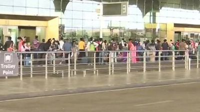 Flights Cancelled, No Info: Anger At Delhi, Mumbai Airports On Day One