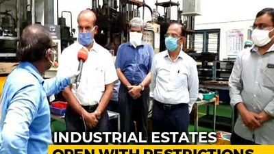 Chennai Industrialists Want A Better Stimulus Package To Revive Industry
