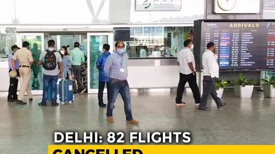 More Than 80 Flights In Delhi Cancelled, Confusion At Airports
