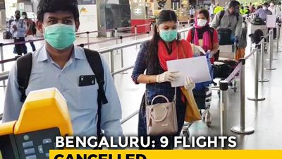 Confusion Over Web Check-In At Bengaluru Airport