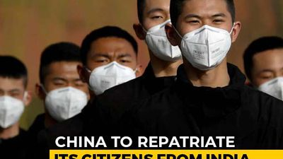 China To Repatriate Its Citizens From India As Coronavirus Cases Rise
