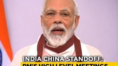 Top News Of The Day: PM Modi Chairs High-Level Meet Amid India-China Face-Off In Ladakh