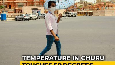 Delhi Records Hottest May Day Since 2002 Amid Severe Heatwave
