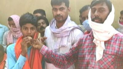 Vegetable-Seller's Son Tops Bihar Matric Exam, Wants To Become A Software Engineer