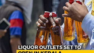 Kerala To Open Liquor Outlets Tomorrow, Booking Through App
