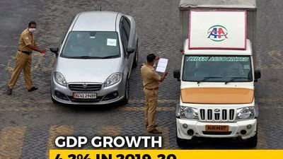 At 4.2%, GDP Growth In 2019-20 Slows Down To 11-Year Low