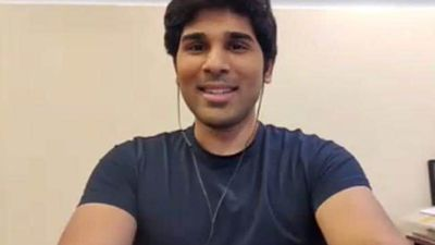Spending Lot Of Time With Family: Allu Sirish