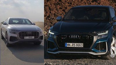 Audi Q8 and Audi RS Q8 - Review Across Two Continents