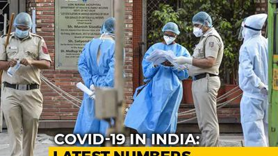 Biggest 1-Day Jump Of 8,380 Coronavirus Patients Takes Total To 1.8 Lakh