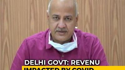 Delhi Seeks Rs 5,000 Crore From Centre To Pay Employees Amid Pandemic