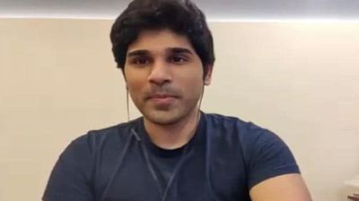 Allu Sirish Chats With NDTV And More
