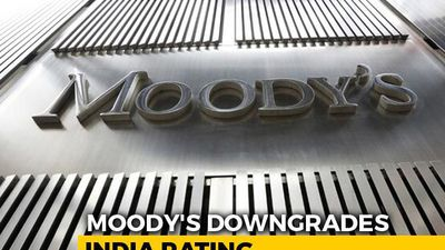 Moody's Downgrades India's Sovereign Rating, Maintains Negative Outlook