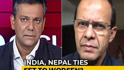 Solve Border Dispute Diplomatically: Nepal MP