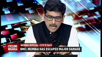 Worst Is Behind Us, Says Skymet's Jatin Singh As Cyclone Nisarga Bypasses Mumbai