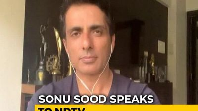 Arranging Food For 38,000 People Evacuated Due To Cyclone Nisarga: Sonu Sood Tells NDTV