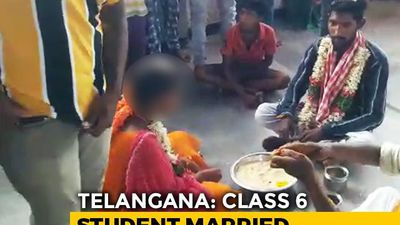 16-Year-Old Girl Married To 23-Year-Old In Telangana
