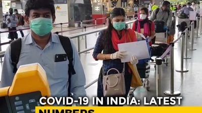 Over 9,000 Coronavirus Cases In India In A Single Day For First Time
