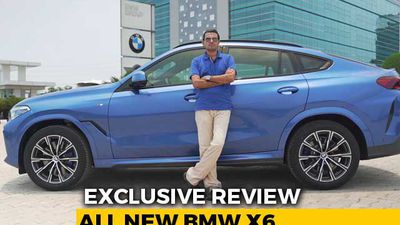 2020 BMW X6 Exclusive Review
