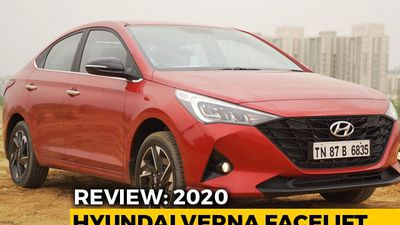 2020 Hyundai Verna Facelift Review: Turbo Petrol Power And Feature Packed