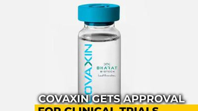 COVAXIN, India's First COVID-19 Vaccine Candidate, Set For Phase I, II Human Trials