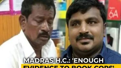 """Ground For Murder Case"" Against Cops: Court On Tamil Nadu Custody Deaths"