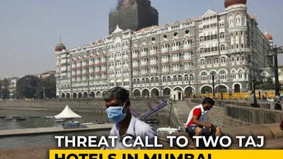 2 Taj Hotels In Mumbai Get Calls Threatening 26/11-Like Attack: Sources