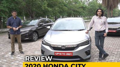 All-New 2020 Honda City Review: Petrol & Diesel Tested