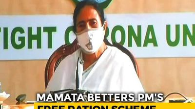 After PM's 'Free Ration' Move, Mamata Banerjee Takes It Up A Notch