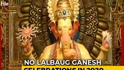 Lalbaugcha Raja Ganesh Festival, Mumbai's Biggest, Cancelled Due To Covid