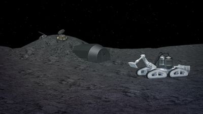 Europe could be looking to mine the moon by 2025