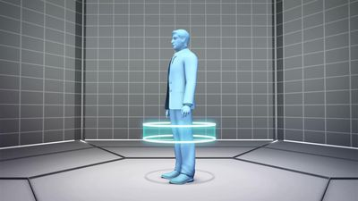 New technology can match a person's face to their body